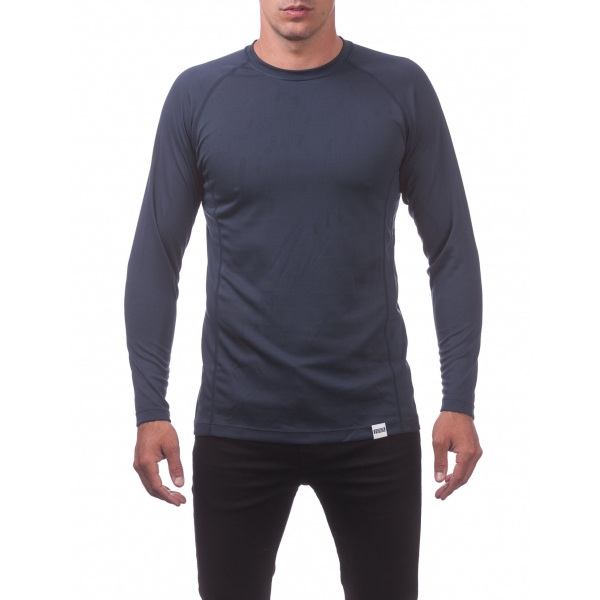 Pro Club Men's Performance DryPro Long Sleeve T-Shirt