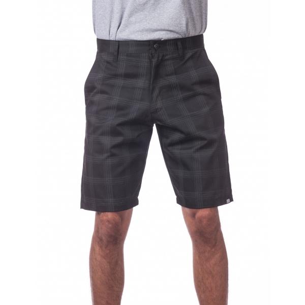 Pro Club Men's Plaid Cargo Shorts