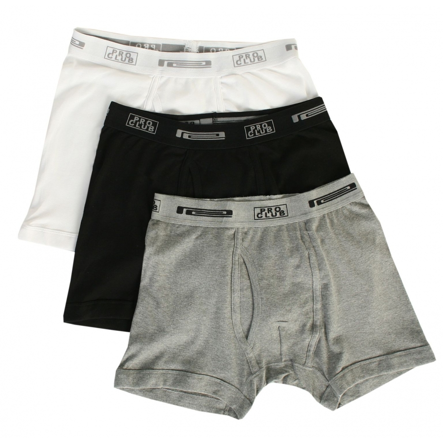 Pro club mens boxer briefs 2Pack